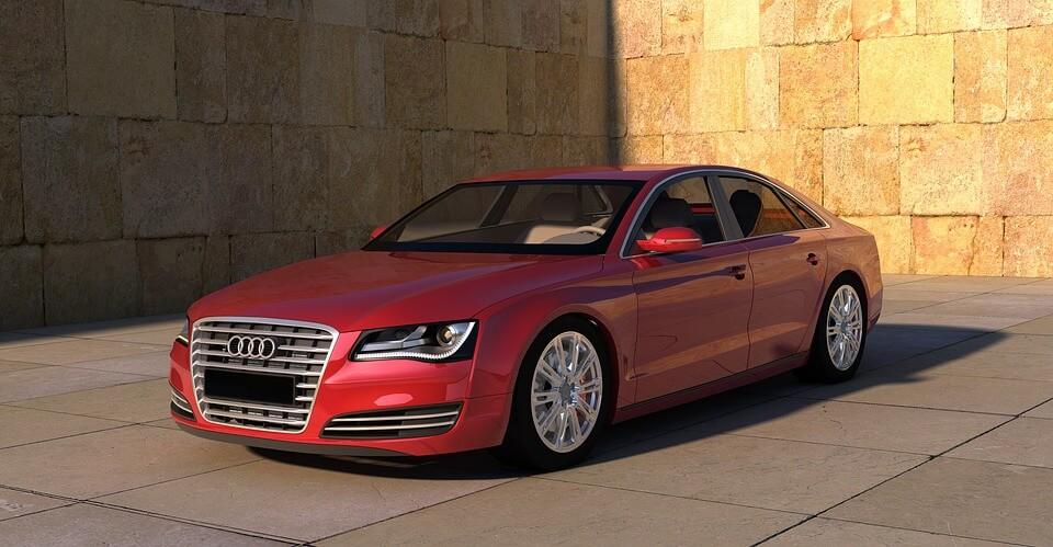 Popularne modele marki Audi