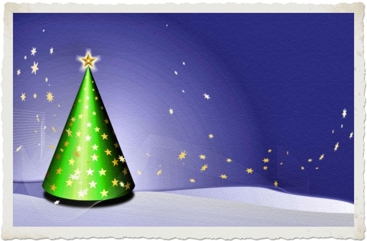 Kartki świąteczne – gdzie umieścić logo?