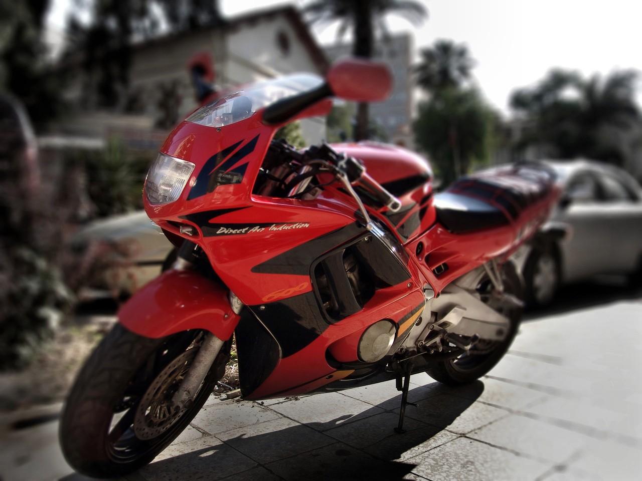 Dlaczego warto kupić motocykl?